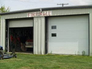 Loreburn Fire Hall