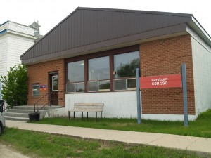 Loreburn Post Office