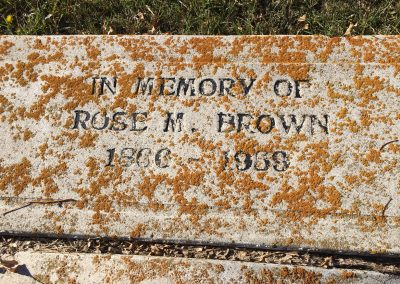 106A North - Rose M. Brown