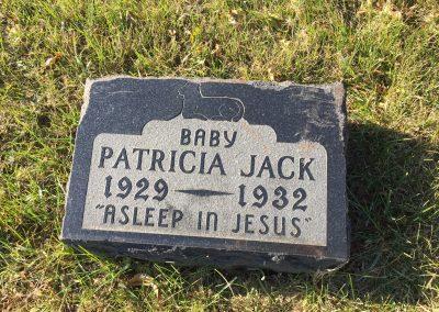 107A North - Patricia Jack