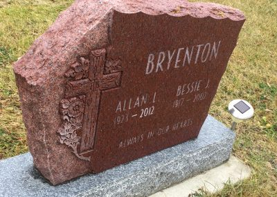 33A South - Allan L. Bryenton North - Bessie Janet Bryenton