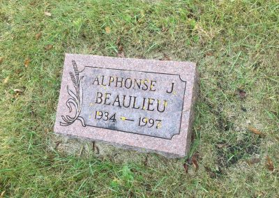 41B South - Alphonse J. Beaulieu