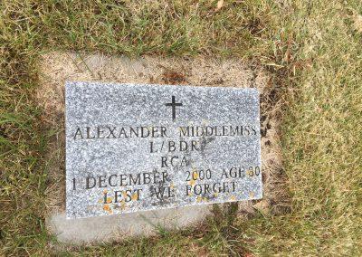 84B NorthWest - Alexander Middlemiss (C)