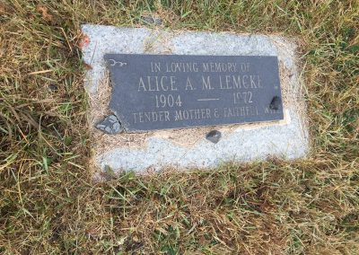 90B South -Alice A.M. Lemcke
