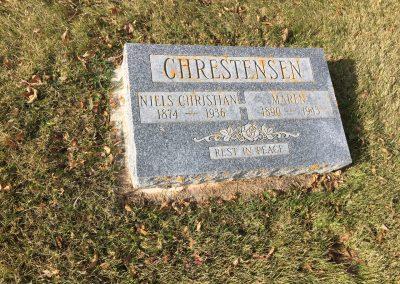 102A South - Niels Chrestensen North - Marin Chrestensen