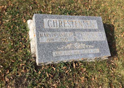 103A South - Marvin Chrestensen North - Elsie Chrestensen