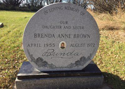 105B - Brenda Anne Brown