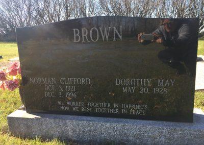 106B North - Norman Clifford Brown