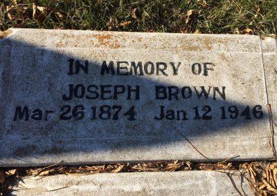 106B South - Joseph Brown