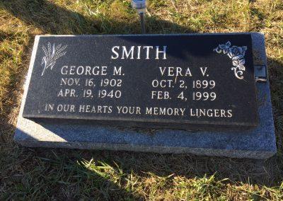 111A South - George Smith North - Vera Smith
