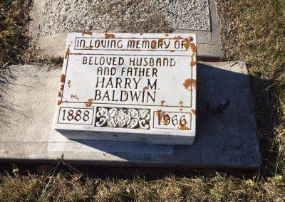 116B North - Harry Baldwin