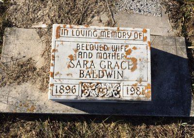 116B South - Sarah Grace Baldwin