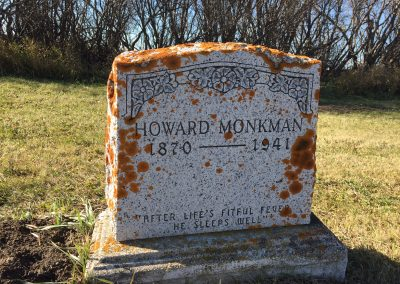 117A North - Howard Monkman