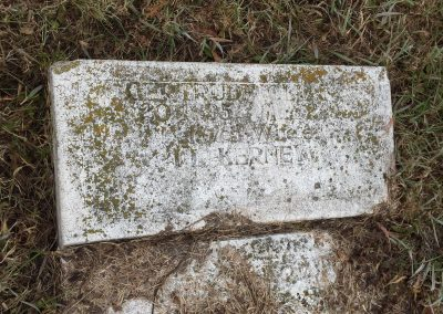 124B Middle - Gertrude Kerney