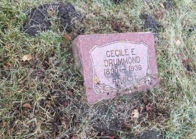 125B North - Cecile E. Drummond