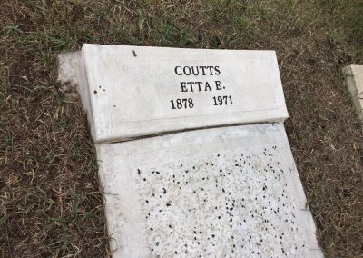 39A Coutts, Etta Emily