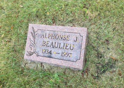 41B South - Alphonse J. Beaulieu