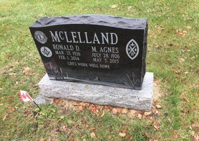 50A West(C) Ronald D. McLelland Middle (C) - M. Agnes McLelland