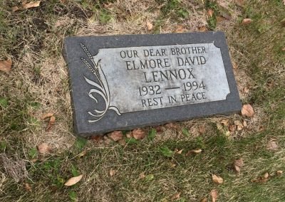 54B South - Elmore David Lennox