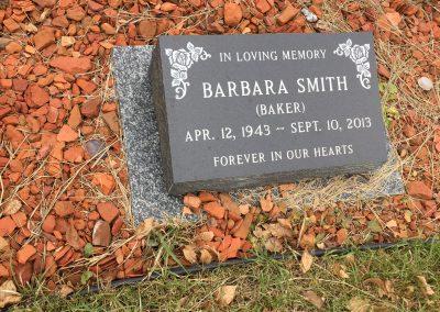 55B MIddle (C) - Barbara Smith (nee Baker)