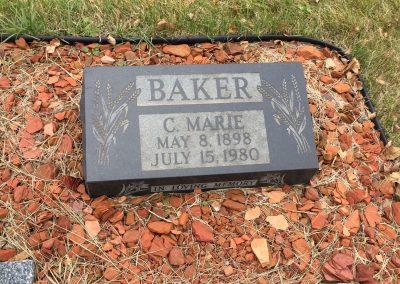 55B North - C. Marie Baker