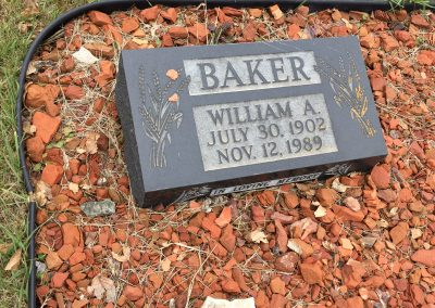 55B South - WIlliam A. Baker