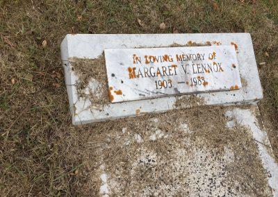 60A North - Margaret Lennox