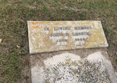 60A South - John D Lennox