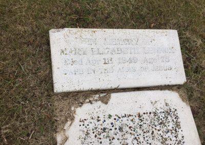 61A North - Mary Elizabeth Lennox