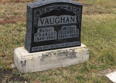 62A South - Charles Vaughan North - Elizabeth Vaughan
