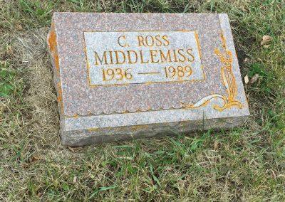 64B North - C. Ross Middlemiss