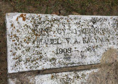 72B South - Mabel V.A. Kalynuk