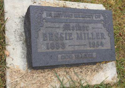 74A North - Bessie Miller