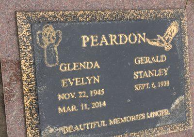 75A Middle (C) - Glenda Evelyn Peardon