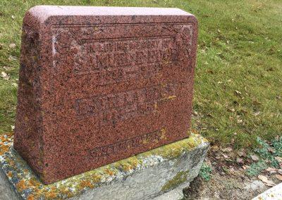 77A South - Samuel E. Edge North - Estella Edge