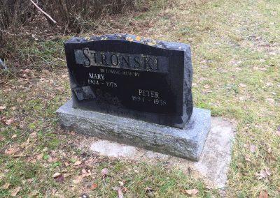 78A South - Mary Stronski North - Peter Stronski