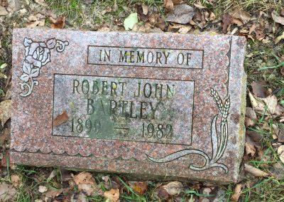 78B South - Robert John Bartley