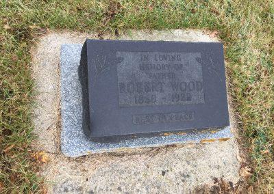 81B North - Robert Wood