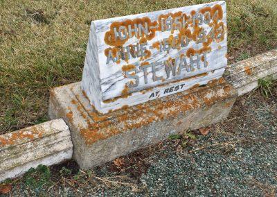 86A South - John Stewart North - Annie Stewart