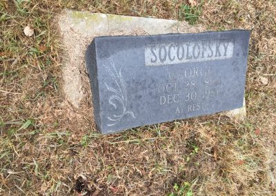 88B South - George Socolofsky