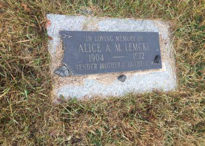 90B South -Alice A.M. Lemcke
